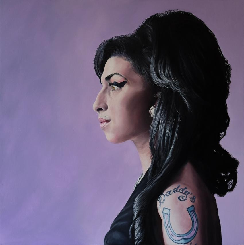 Amy Winehouse by DavidVigor